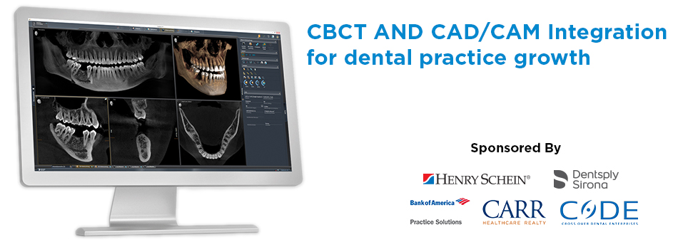 Conebeam CBCT and Cerec CADCAM Integration for Dental Practice Growth