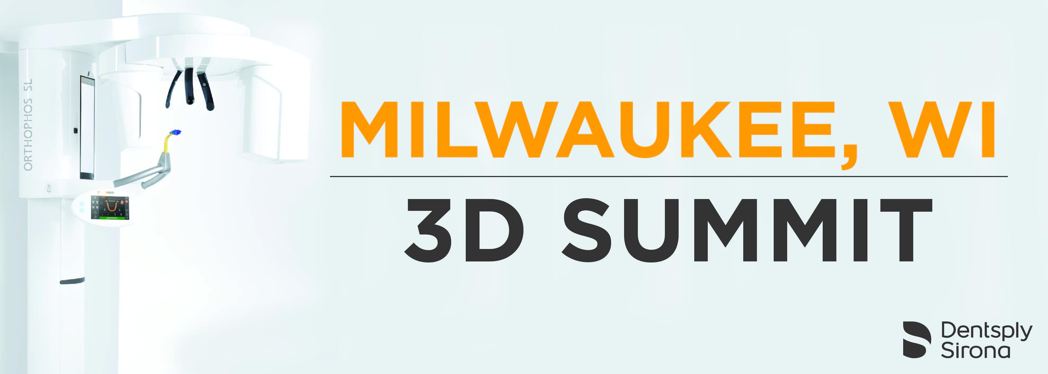 Milwaukee 3D Summit