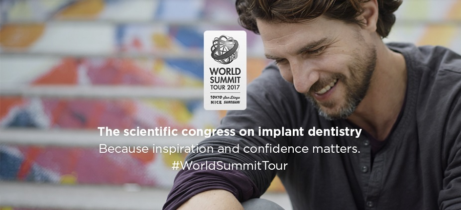 Dentsply Sirona World Summit Tour Nice General