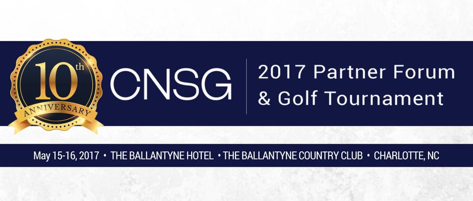 2017 Partner Forum & Golf Tournament
