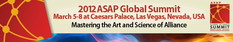 ASAP 2012 Annual Global Alliance Summit