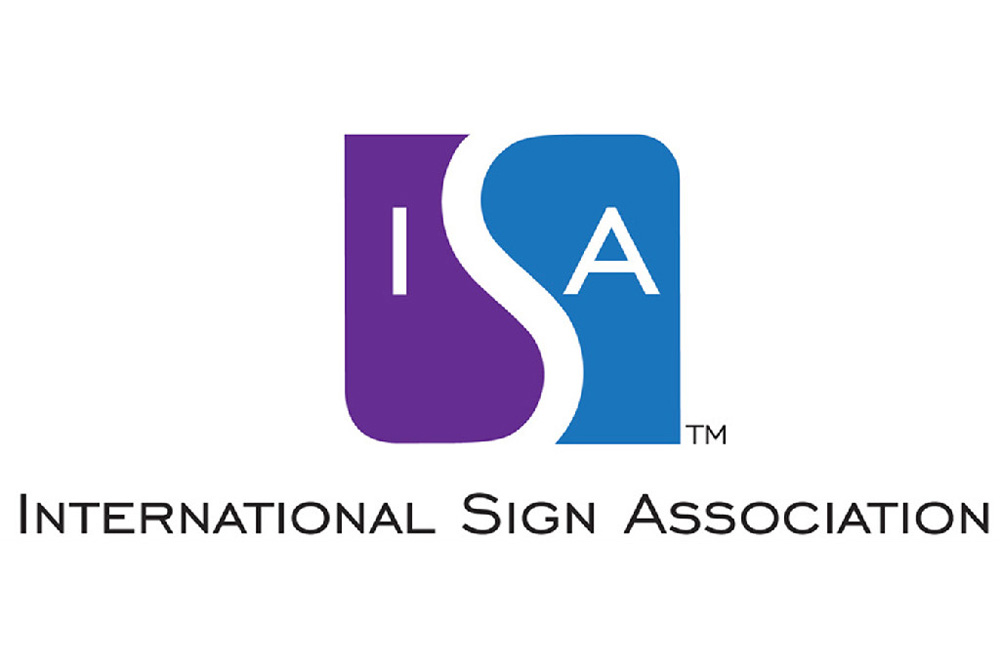 ISA - International Sign Association