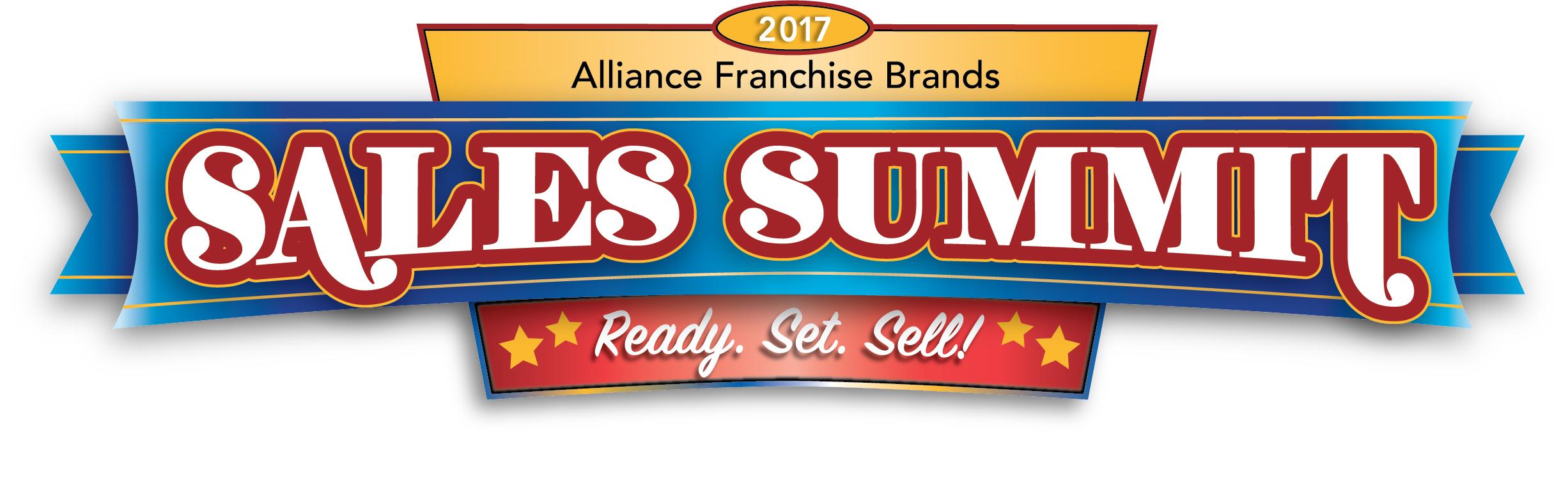 2017 Sales Summit: Ready. Set. Sell!
