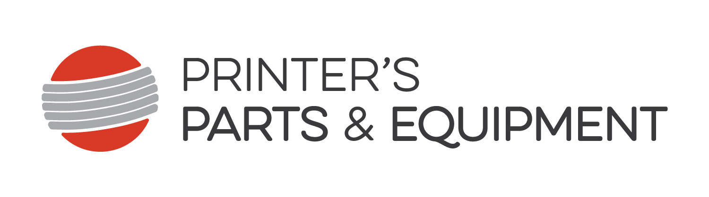 Printer's Parts & Equipment