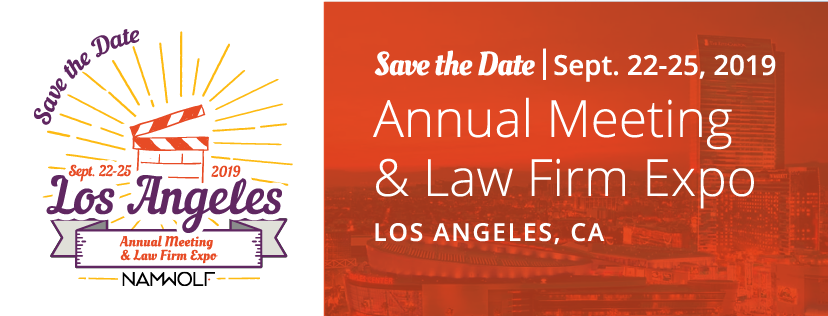 2019 Annual Meeting & Law Firm Expo
