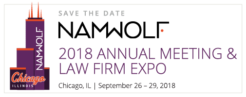 2018 Annual Meeting & Law Firm Expo