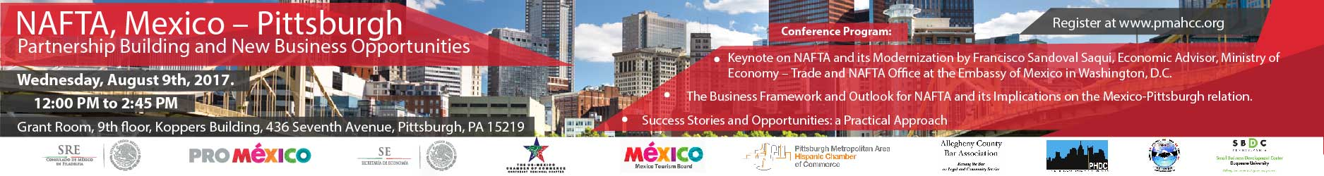 NAFTA & Mexico-Pittsburgh Partnership Building and New Business Opportunities