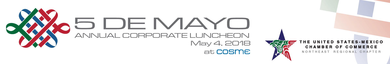 Cinco de Mayo Corporate Luncheon