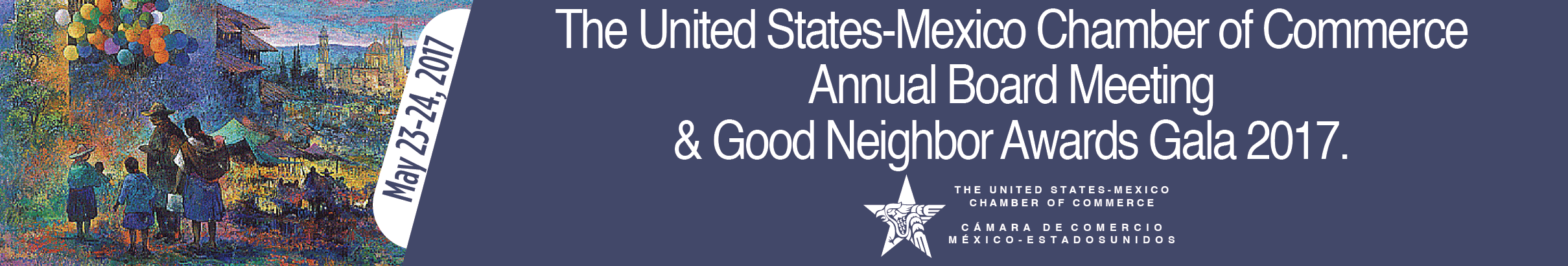 Binational Board of Directors Meeting & Good Neighbor Awards Gala 2017