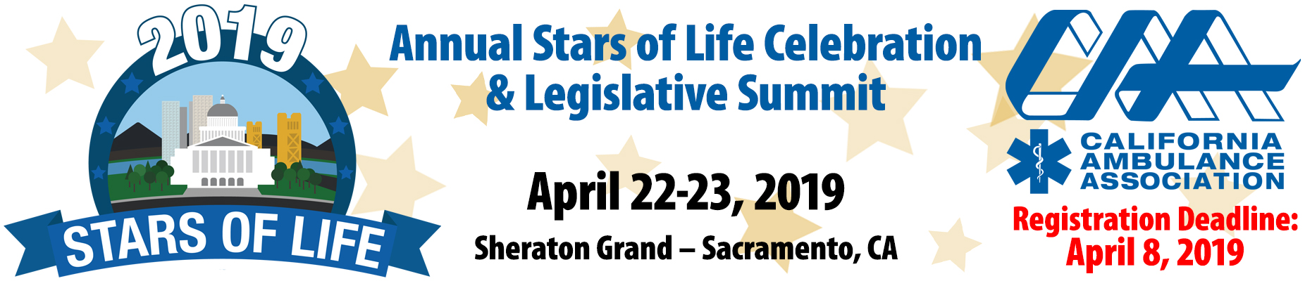 CAA 2019 Stars of Life & Legislative Summit