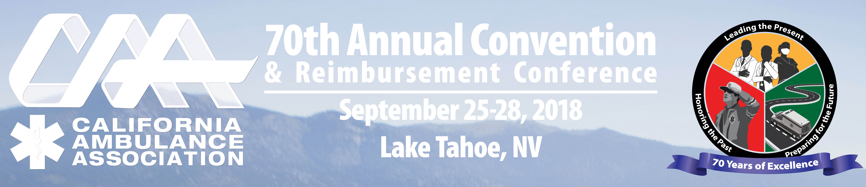 CAA 2018 Annual Convention & Reimbursement Conference