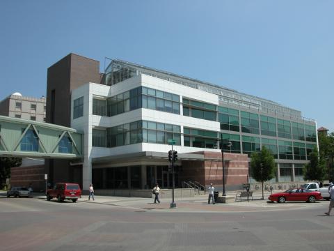University of Iowa Biology East