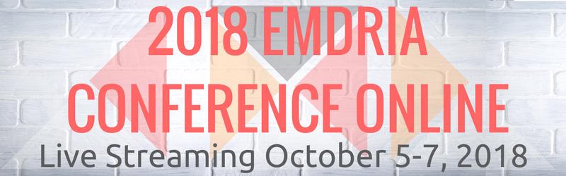 Copy of 2018 EMDRIA CONFERENCE ONLINE