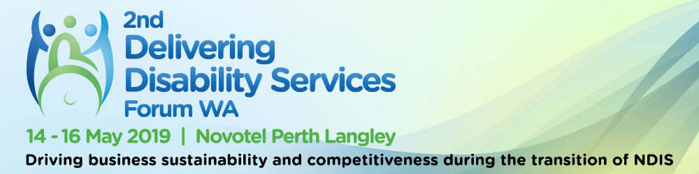 2nd Delivering Disability Services Forum WA