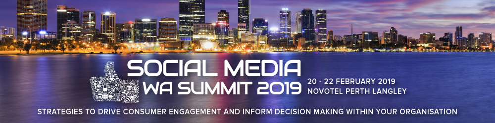 Social Media WA Summit 2019