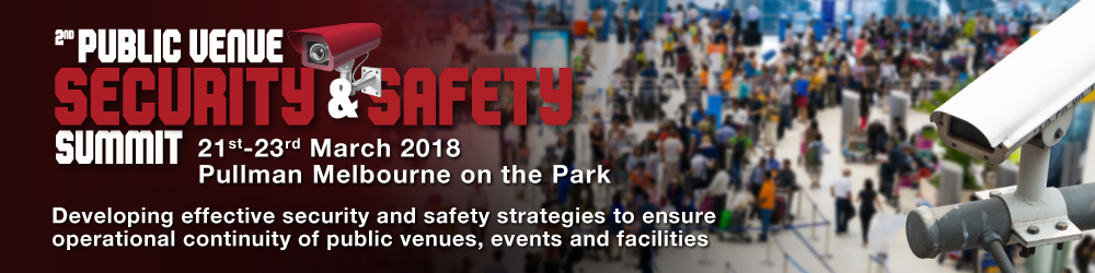 2nd Public Venue Security and Safety Summit