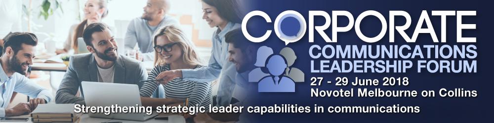 Corporate Communications Leadership Forum