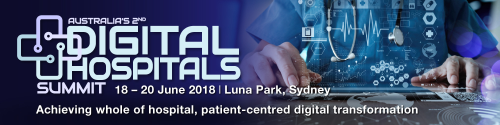Australian's 2nd Digital Hospitals Summit