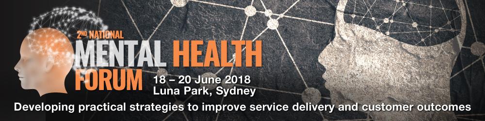 2nd National Mental Health Forum