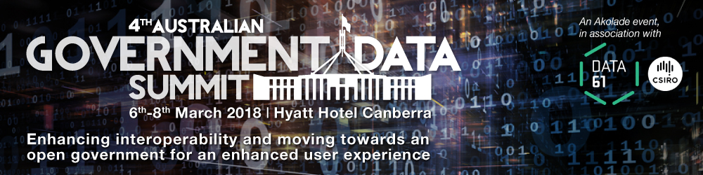 4th Australian Government Data Summit