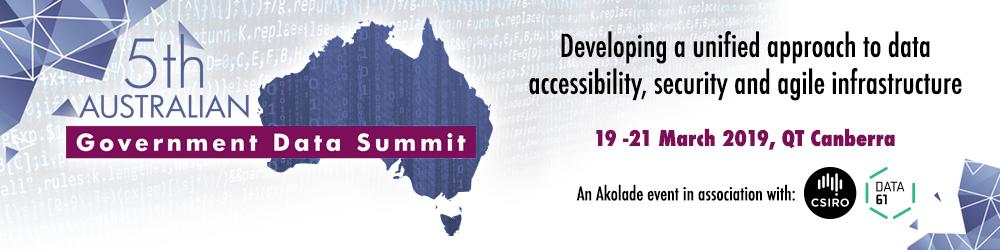 5th Australian Government Data Summit