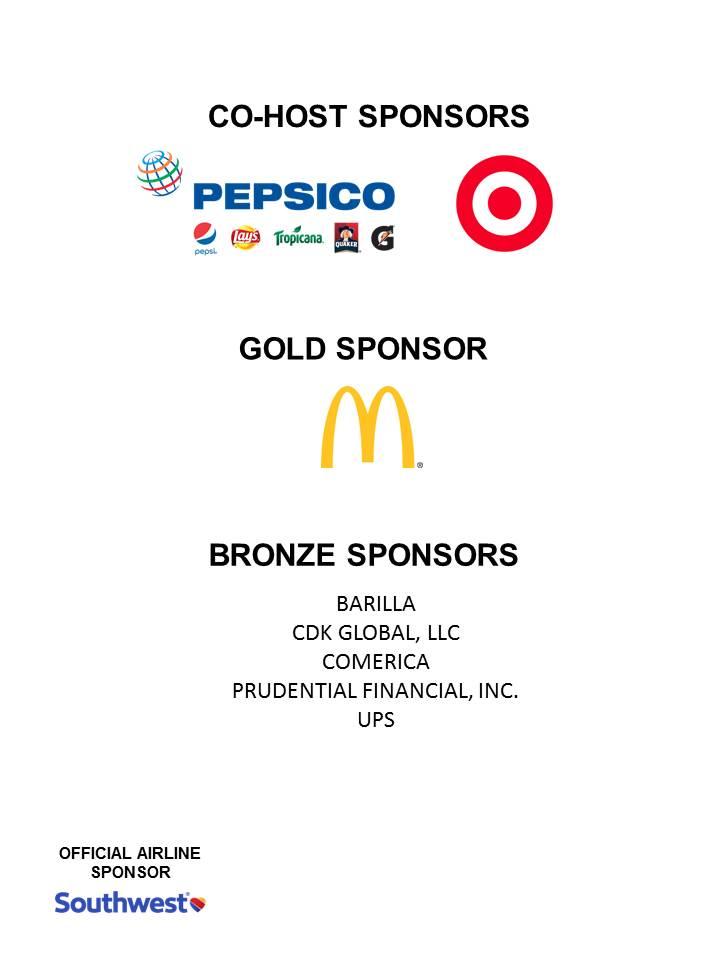 Symposium Sponsors