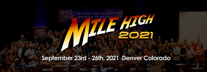 Mile High Chiro 2021