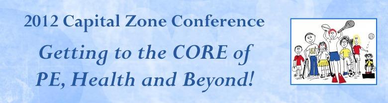 2012 Capital Zone Professional Development Conference