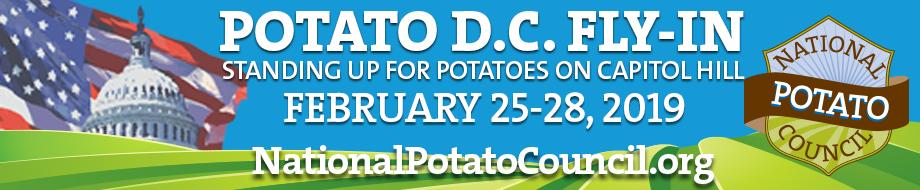 2019 Potato D.C. Fly-In