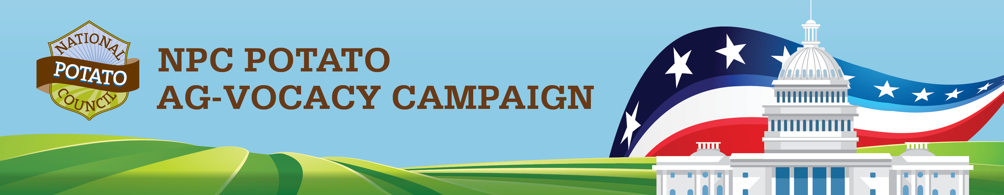 2019 NPC Grower Supporter Ag-vocacy Campaign