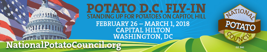2018 Potato D.C. Fly-In