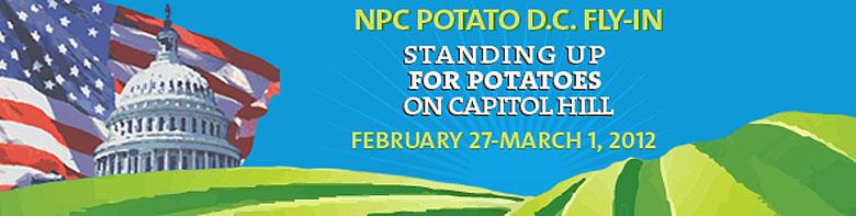 2012 NPC Potato D.C. Fly-In