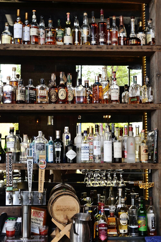 Alc Behind Bar stock
