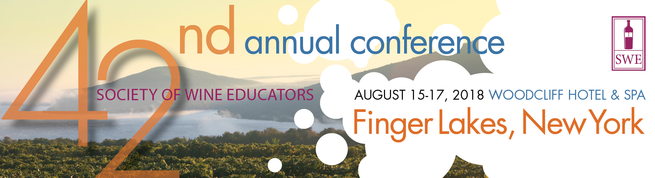 Society of Wine Educators 42nd Annual Conference