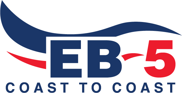 EB5 Coast to Coast - countdown clock
