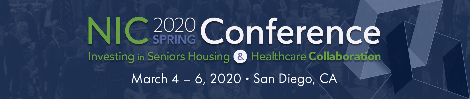 2020 NIC Spring Conference - Huddle Space Reservations