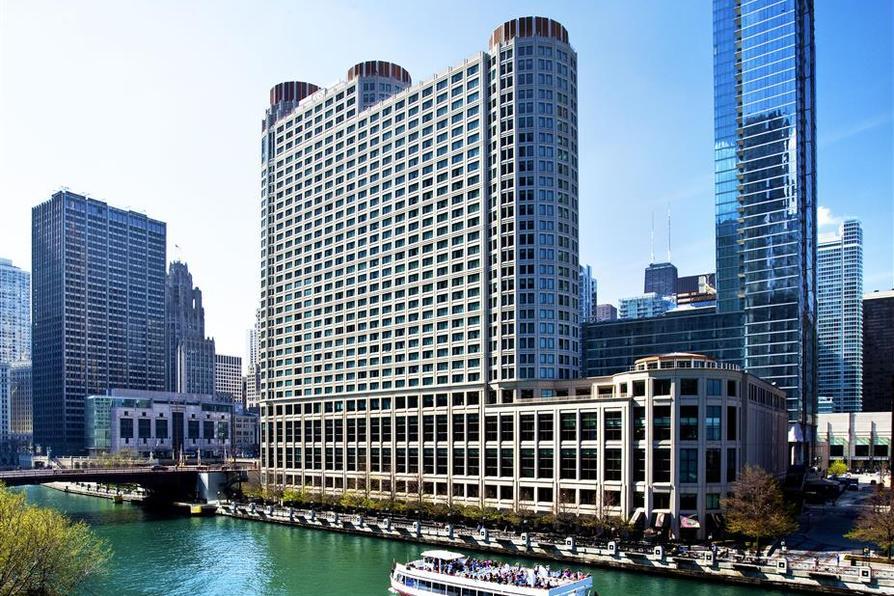 Sheraton Grand Chicago - Exterior