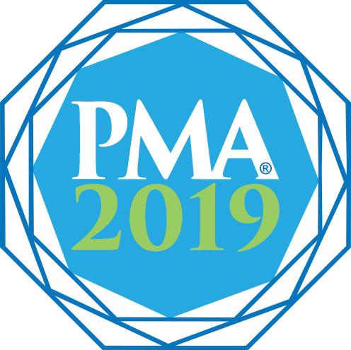 PMA Conference Logo Hexgonal