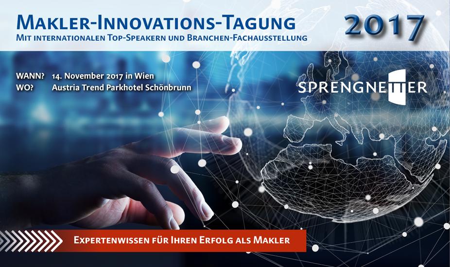 Die Makler-Innovations-Tagung 2017