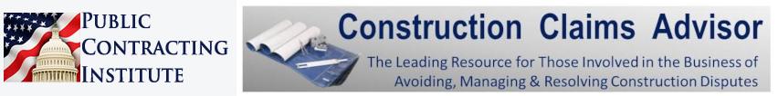 Construction - ABCs of Payment Bonds