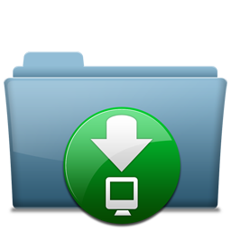 Folder-Download-icon
