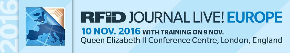 RFID Journal LIVE! Europe 2016