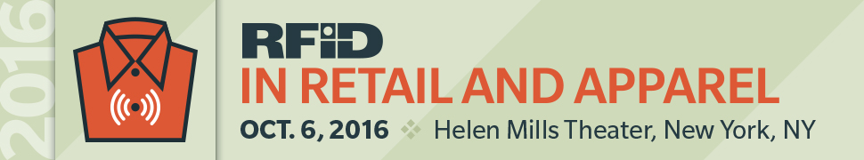 RFID in Retail and Apparel 2016