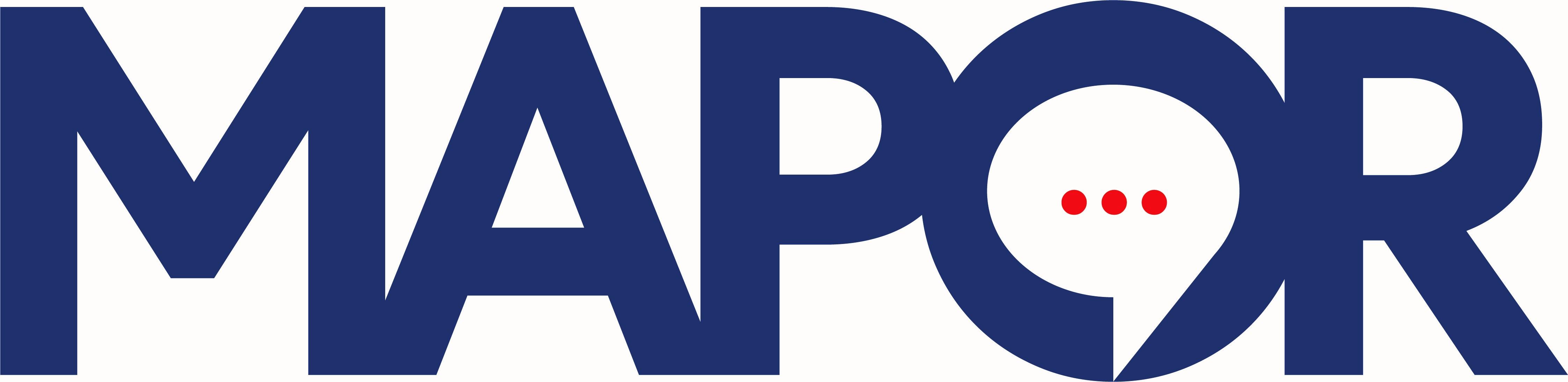 MAPOR logo 3