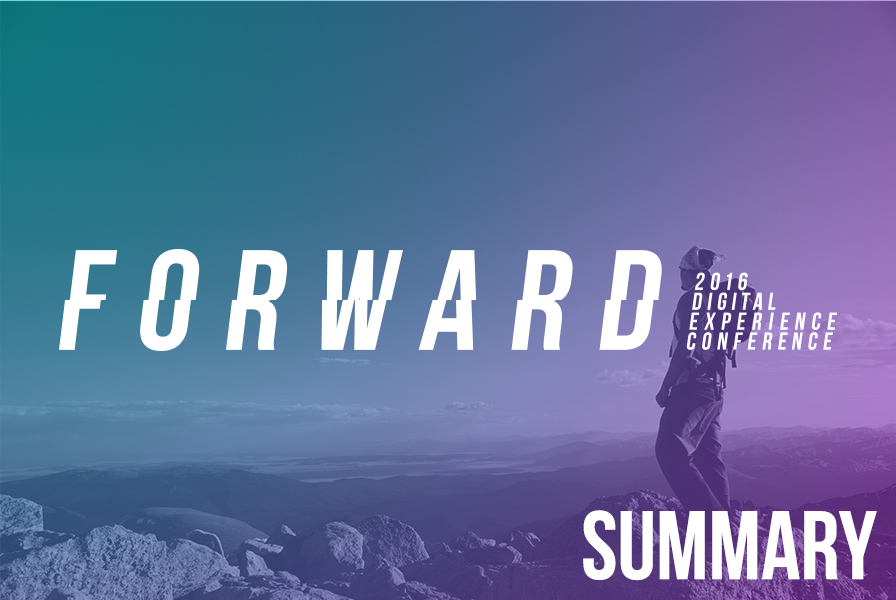 Forward Conference 2016