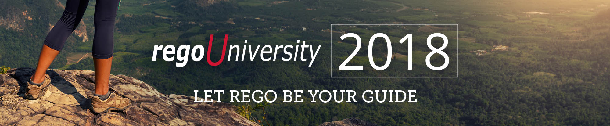 Rego University 2018