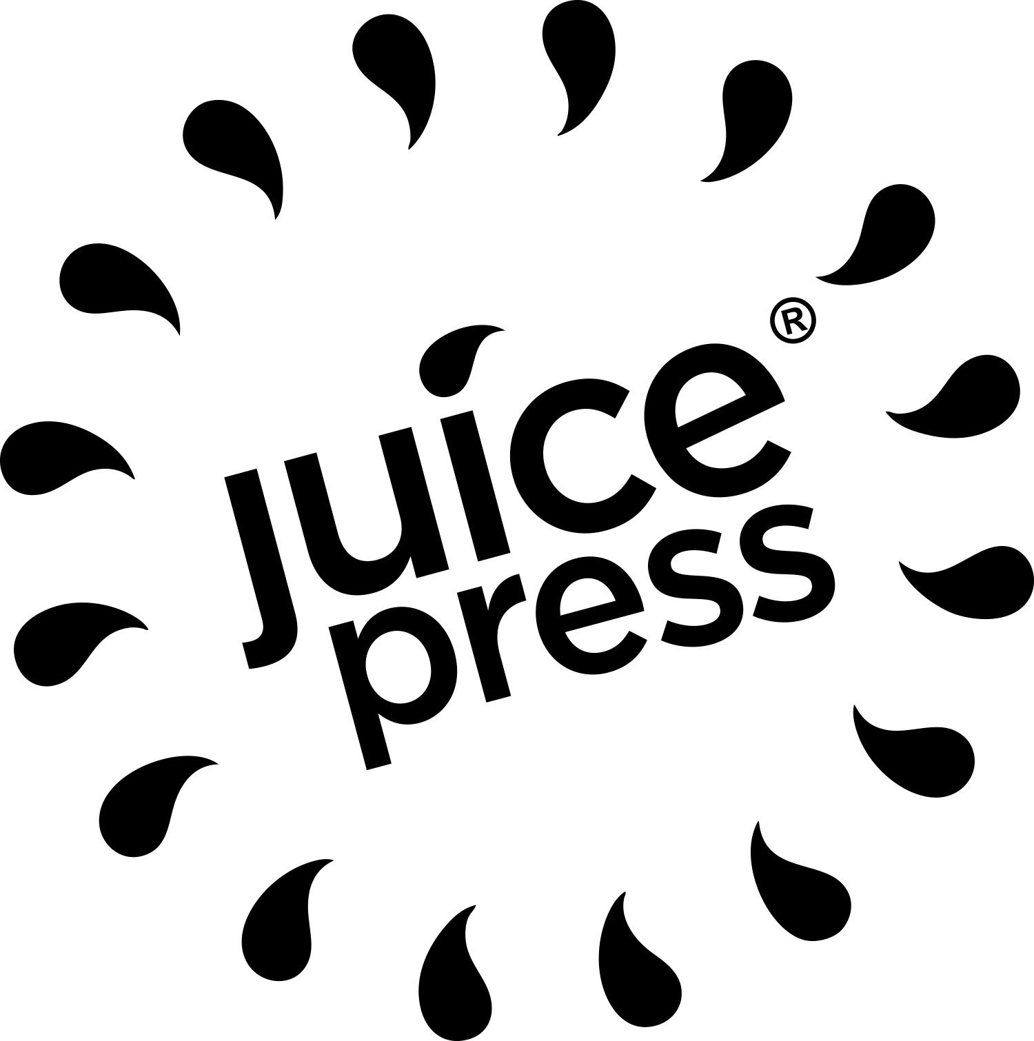 Official Juice Press Logo 2018