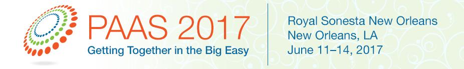 2017 PAAS Annual Forum