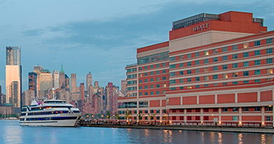 Hyatt Regency Jersey City on the Hudson