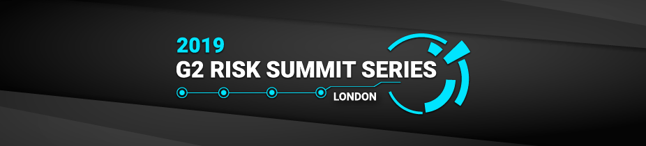2019 G2 Risk Summit Series - London